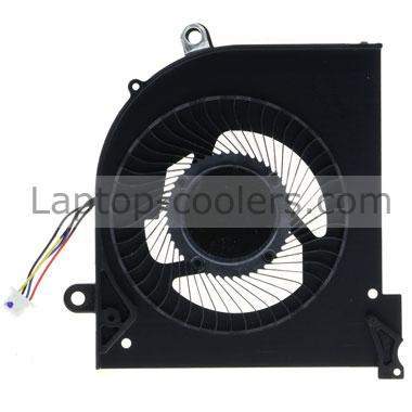 New 4-pin Msi Gs65 8rf CPU cooling fan